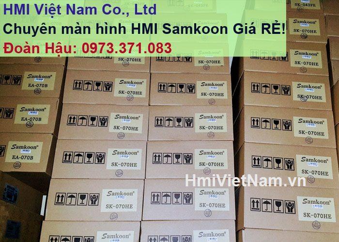 Màn Hình HMI Giá Rẻ Sk-070HE