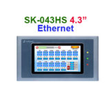 Màn hình HMI Samkoon SK-043HS 4.3 inch Ethernet