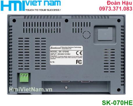 SK-070HE Samkoon HMI