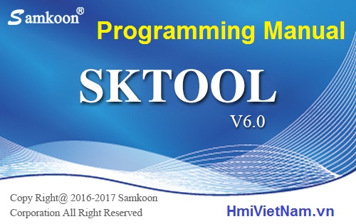 Samkoon HMI Progamming Manual
