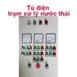 Tủ Điện Trạm Bơm Xử Lý Nước Thải mini