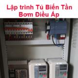 Tủ Điện PLC S7-1200 Bơm Biến Tần Điều Áp PID