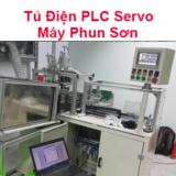 Lập Trình Tủ Điện PLC FX5U – Servo Máy Phun Sơn