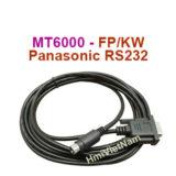 Cáp kết nối HMI Weintek MT6071iP – PLC Panasonic FP/KW