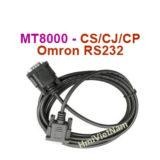 Cáp kết nối HMI Weintek MT8071iE – PLC Omron CJ/CS/CP
