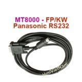 Cáp kết nối HMI Weintek MT8071iE – PLC Panasonic FP/KW