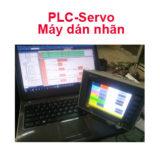 Lập Trình Tủ Điện PLC-Servo Máy Dán Nhãn