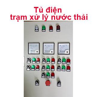 Tủ Điện Hệ Thống Xử Lý Nước Thải