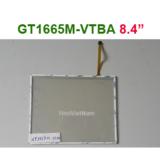 Kính cảm ứng HMI Mitsubishi GT1665M-VTBA
