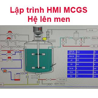Lập Trình HMI MCGS