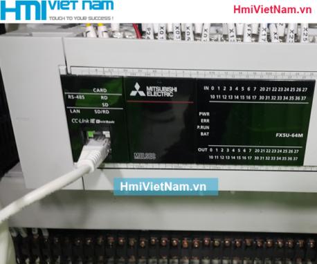 Lập Trình Tủ Điện PLC FX5U