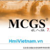 Phần mềm lập trình HMI MCGS V7.7 Full