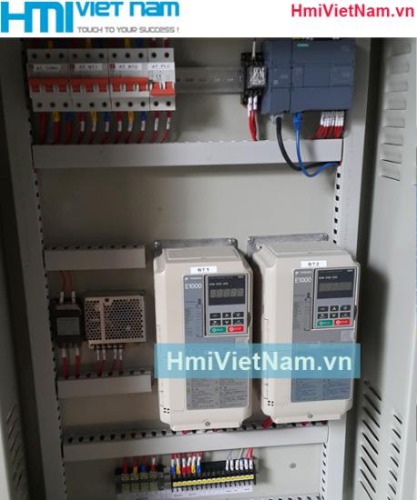 Tủ Điện PLC Bơm Điều Áp